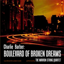 Boulevard CD booklet outer
