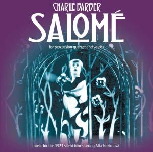 Salome CD booklet