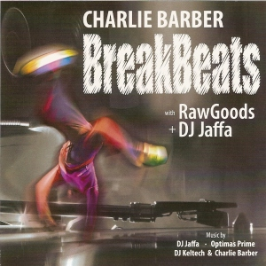 BreakBeats - CD cover